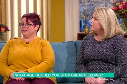 Мать кормила дочь грудью до девяти лет и прослыла сумасшедшей