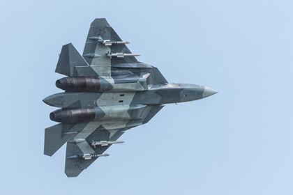 Су-57 сделали многоглазым