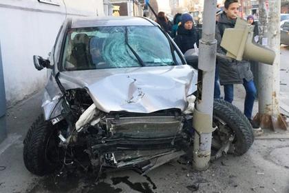 Сбившего мать с коляской водителя заподозрили в покушении на убийство
