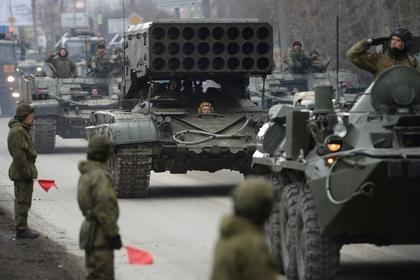 Российскую военную технику сочли «безумными древними машинами»