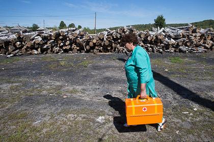 Жители сельских районов России оказались отрезаны от качественной медицины