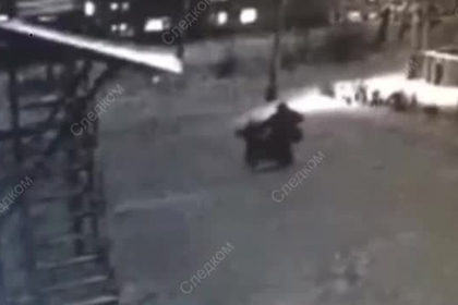 В Сибири схватка школьницы-каратистки и педофила попала на видео