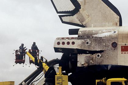 Россия утратила ключевую технологию «Бурана»