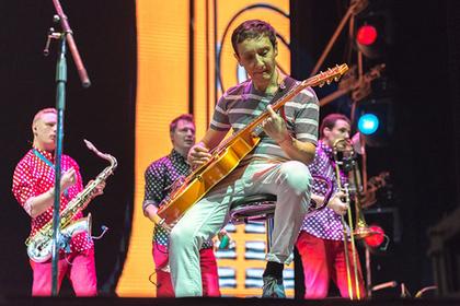 Группа «Браво» выступит в Москве