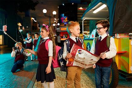 Московским детям объяснят пользу соцсетей
