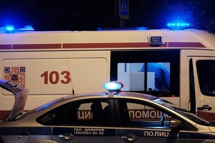 В московском доме взорвался самогонный аппарат