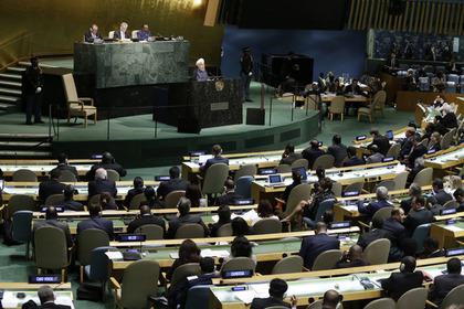 США и Украина снова выступили против борьбы с героизацией нацизма