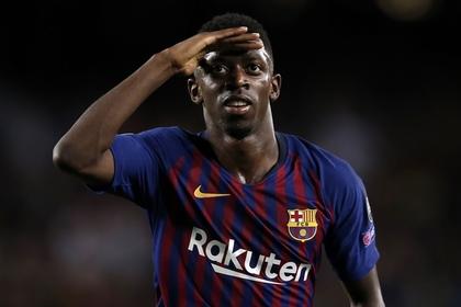 Футболист «Барселоны» оставил после себя мусор и гниль