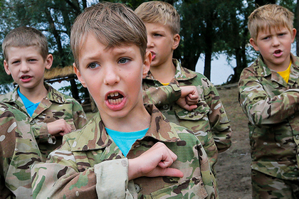 Украина открестилась от подготовки детей-убийц в стране