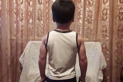 Пятилетний спортсмен из Чечни решил побить собственный рекорд