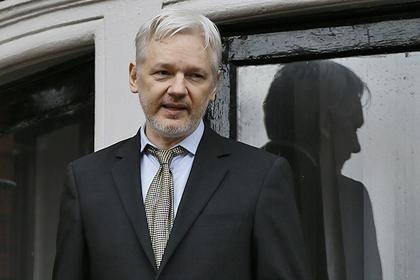 В США проговорились об обвинениях в адрес Ассанжа