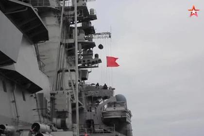 «Петр Великий» выпустил ракето-торпеду