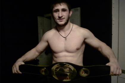 Полиция сорвала день рождения российскому бойцу MMA