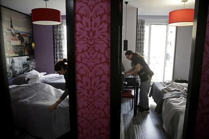 Халатные горничные опозорили топовые отели