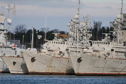 Украина признала невозможность создания базы на Азовском море