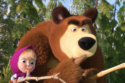 Авторы «Маши и Медведя» ответили на обвинения в кремлевской пропаганде