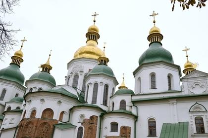 На Украине штурмовали резиденцию митрополита канонической УПЦ