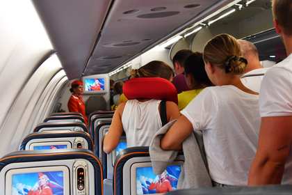 Дебошира-матерщинника сняли с рейса в Турцию