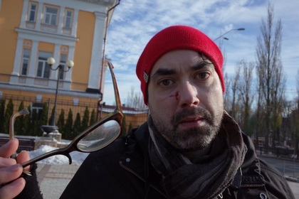 Канадского журналиста побили на марше в поддержку трансгендеров в Киеве