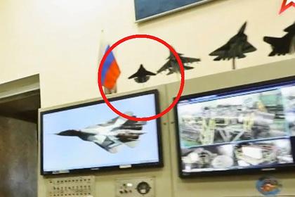 Преемника Су-57 показали по ТВ