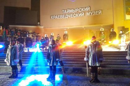 Норильчане открыли этнофестиваль «Большой Аргиш» и решили сделать его ежегодным