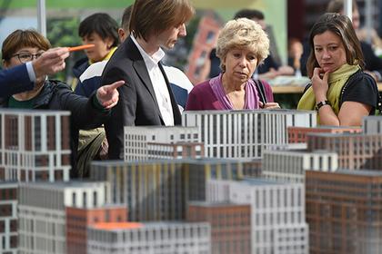 Москвичи начали скупать жилье про запас