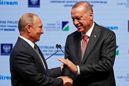 Путин сорвал овации в Стамбуле