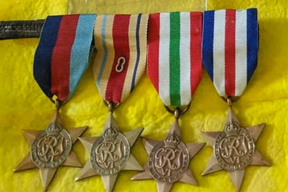 Похороны ветерана сорвались из-за украденных наград