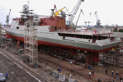 «Обездвиженные» Украиной российские корабли продадут Индии