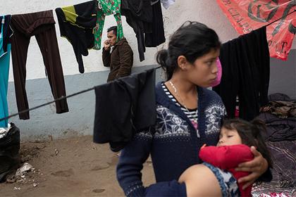 В караван мигрантов внедрили американских информаторов