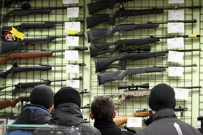 Госдума взялась за ужесточение доступа к оружию