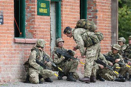 Британские военные займутся подготовкой украинского спецназа