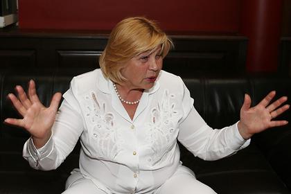 Депутат Госдумы пояснила рэперам за мат