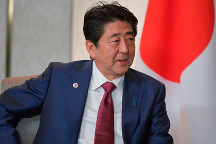 Японский премьер решил заключить мир с Россией при жизни