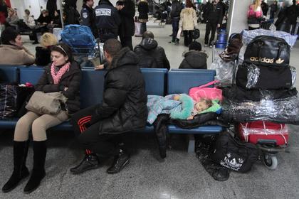 Россиянам запретили въезд на Украину после введения военного положения