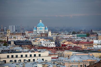 Жители Петербурга назвали худшие места в городе