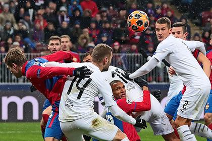 ЦСКА проиграл аутсайдеру и вылетел из Лиги чемпионов