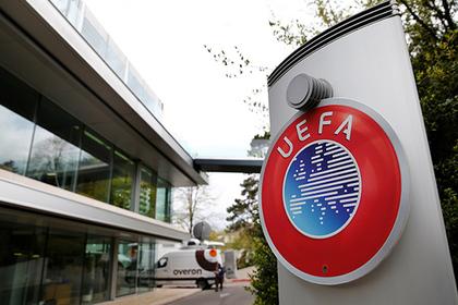 УЕФА озаботился военным положением на Украине