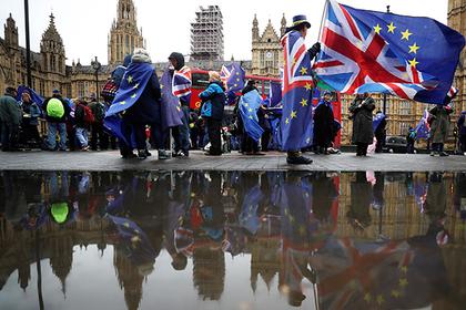 Великобритании предрекли экономическую катастрофу