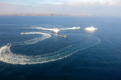 Объяснено появление украинских кораблей в Керченском проливе