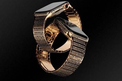 Россияне посвятили часы Apple Watch черной икре