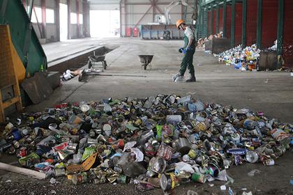 Российских бизнесменов заставят заняться мусором