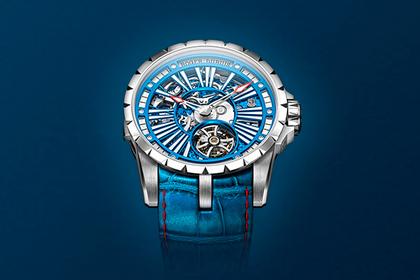 Roger Dubuis представил износоустойчивые часы
