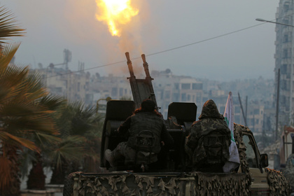 Сирия заявила об уничтожении израильского самолета