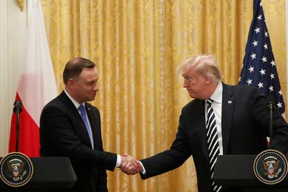 США собрались вооружить Польшу на сотни миллионов долларов