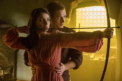 Кино недели: новый Робин Гуд, танцы с ведьмами и лучший вестерн года