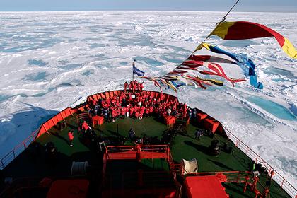 В Арктике появятся еще два атомных ледокола