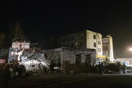 Стали известны подробности о взорвавшемся цехе завода «Авангард»