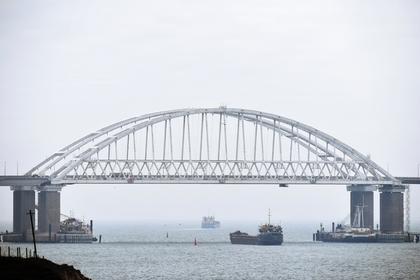 Два судна задели друг друга в районе Керченского пролива