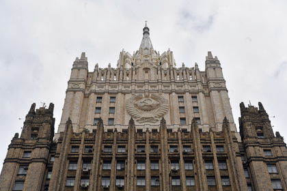 В МИД поведали о «добрых намерениях» Путина по отношению к Украине